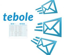 How to send mails to your customer who booked by tebole